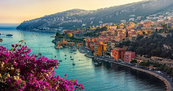 Nice, France - The Castle Hill