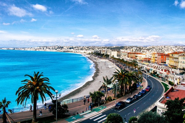 Nice, France - The Old Town
