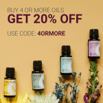 Rocky Mountain Oils 20 Percent Off 4 Or More Oils