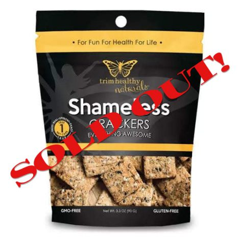 Shameless Crackers - Everything Awesome - Sold Out