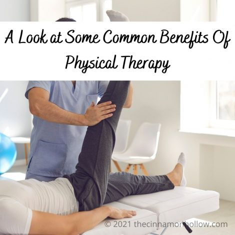 Common Benefits of Physical Therapy