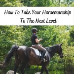 How To Take Your Horsemanship To The Next Level