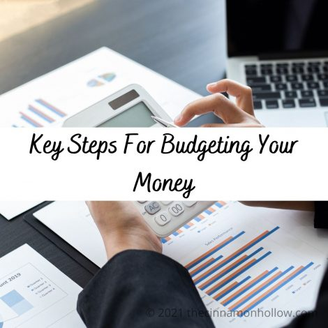 Key Steps For Budgeting Your Money