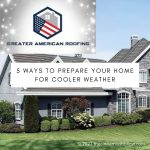 5 Ways To Prepare Your Home For Cooler Weather