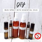 Repel Mosquitoes With This DIY Bug Spray With Essential Oils Recipe
