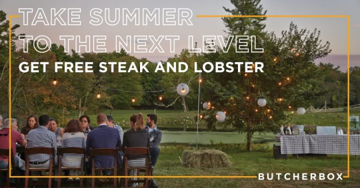 Free Steak And Lobster At Butcherbox