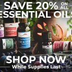 Save 20% On All Single And Blend Essential Oils At Mountain Rose Herbs