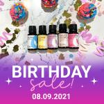 Rocky Mountain Oils Birthday 5 Days Of Deals