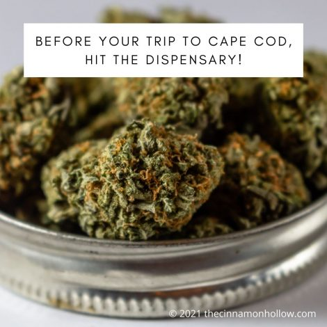 Before Your Trip To Cape Cod, Hit The Dispensary