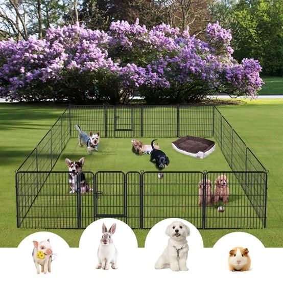 Outdoor Dog Playpen