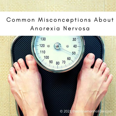 Common Misconceptions About Anorexia Nervosa