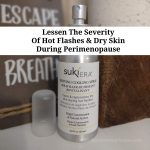 Suki Skincare Reviving Cooling Spray: Cool Off During Menopause