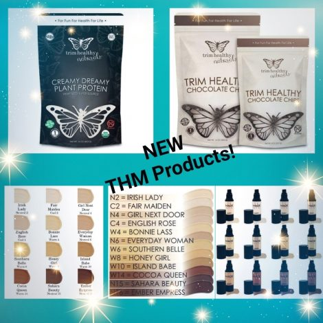 Hemp Plant Protein Powder And Basey Mineral Makeup