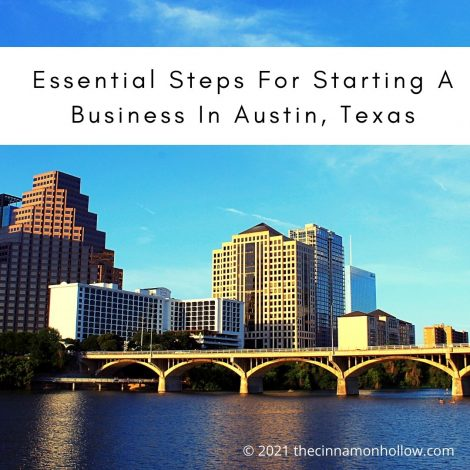Essential Steps For Starting A Business In Austin Texas