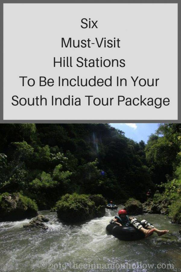 Six Must-Visit Hill Stations to Be Included in Your South India Tour Package