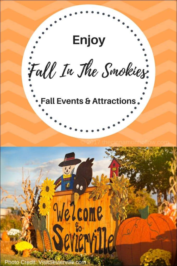 Enjoy Fall In The Smokies With These Events And Attractions