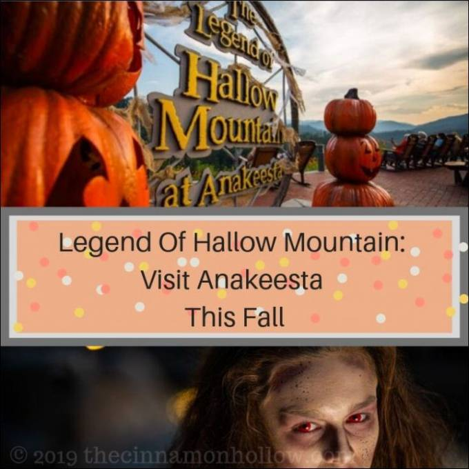 Legend Of Hallow Mountain: Visit Anakeesta This Fall
