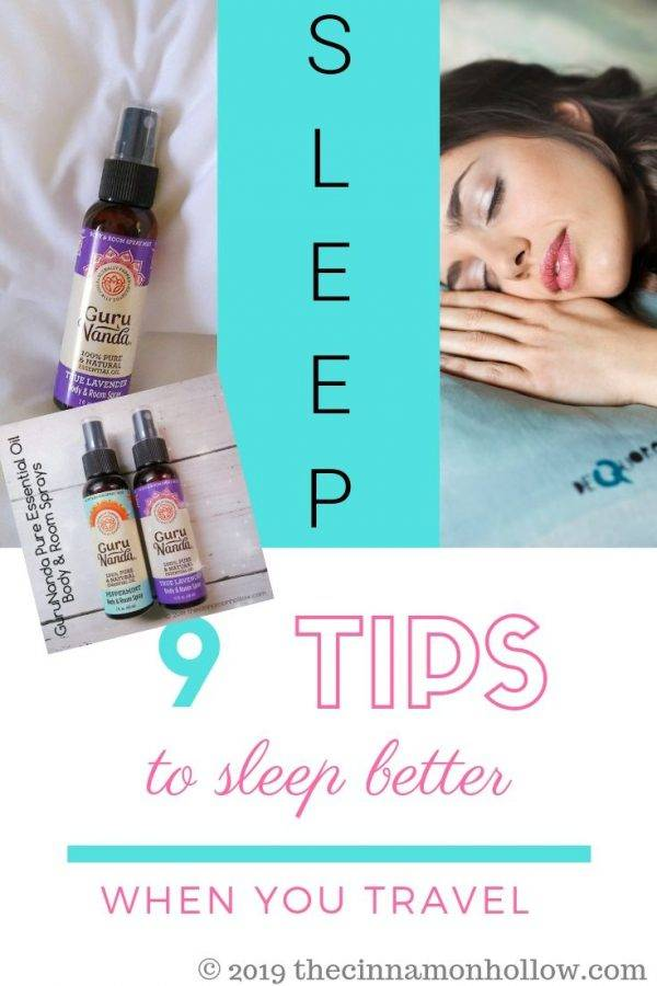9 Tips To Sleep Better When You Travel