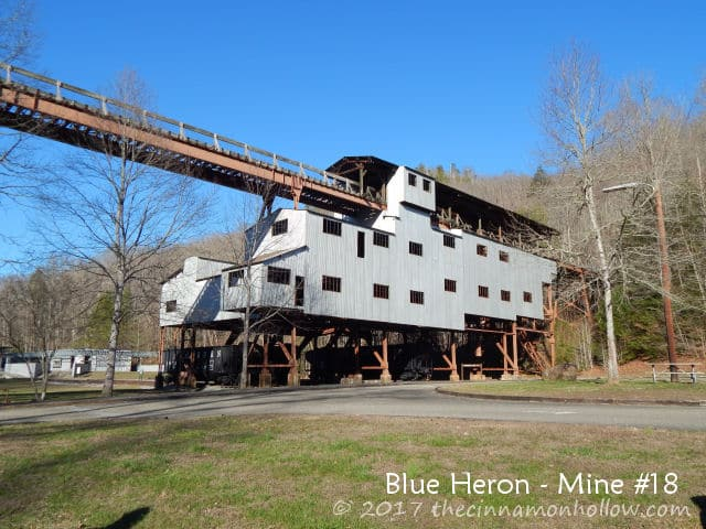 Blue Heron Mine #18 Coal Mining Community