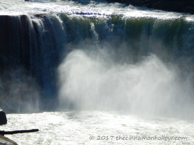 From Waterfalls To Coal Mines At Cumberland Falls And Blue Heron