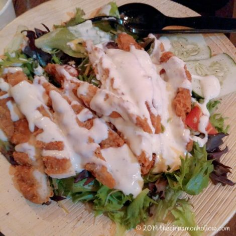 Anakeesta Clifftop Bar And Grill Salad